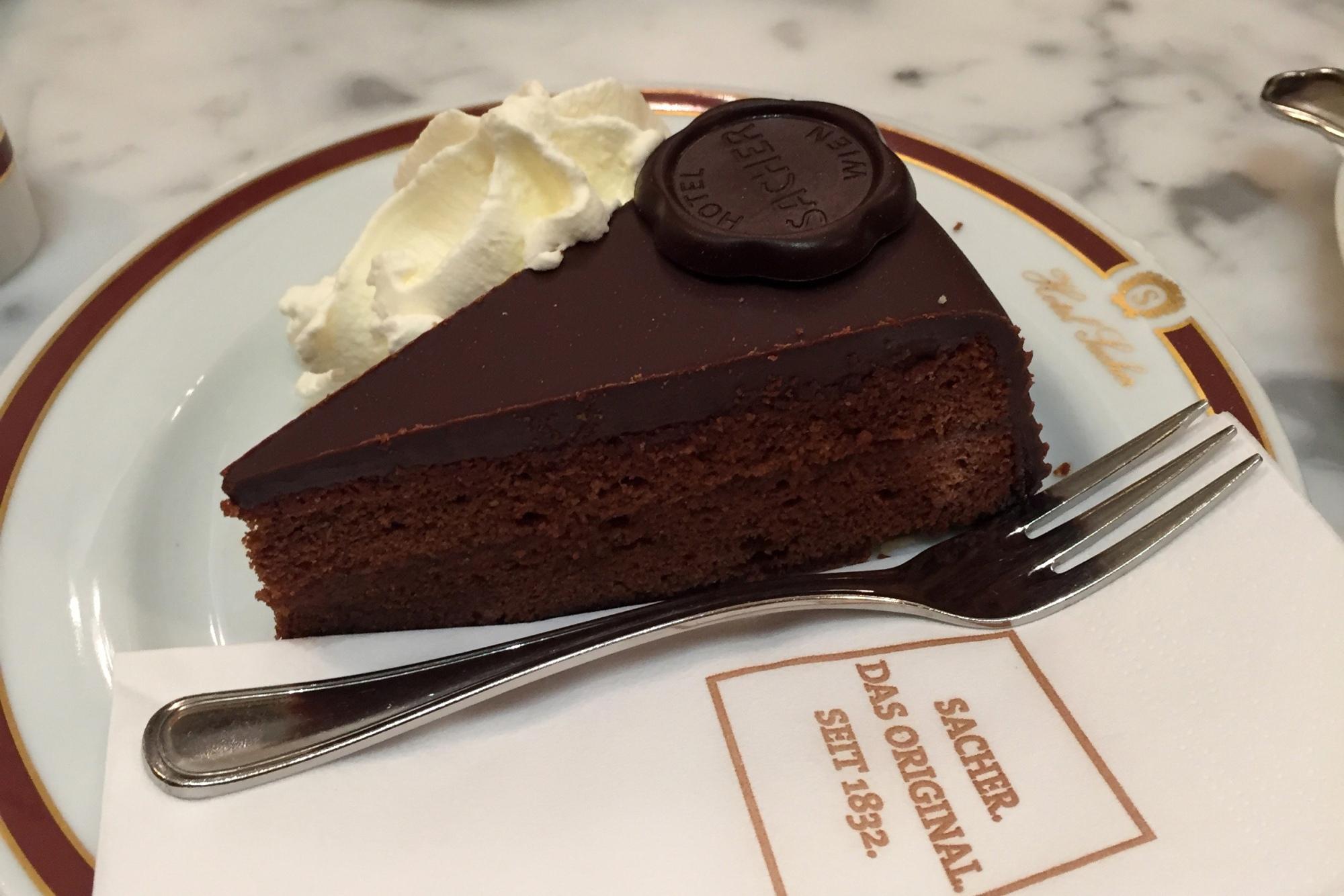 La Tarta Sacher Placer Máximo Para Los Amantes Del Chocolate Taste Chill