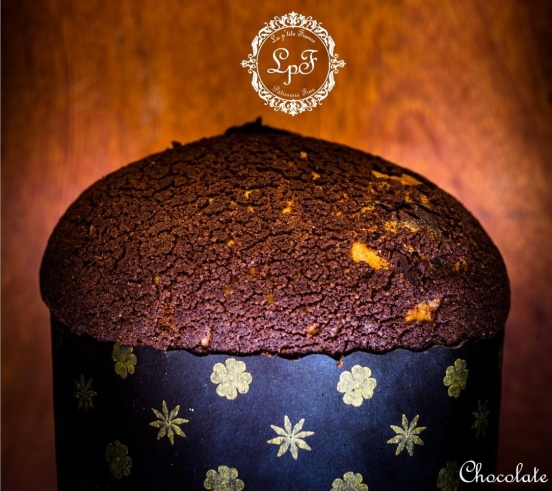 Panetón de Chocolate - Lima